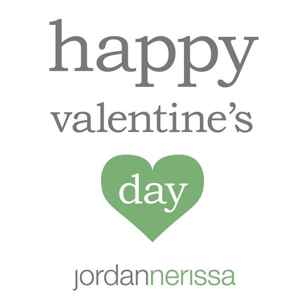 Happy Valentine's Day - jordannerissa graphic design