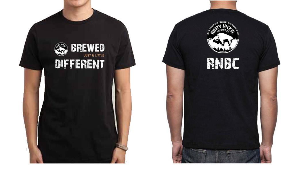 rusty nickel brewing co merchandise