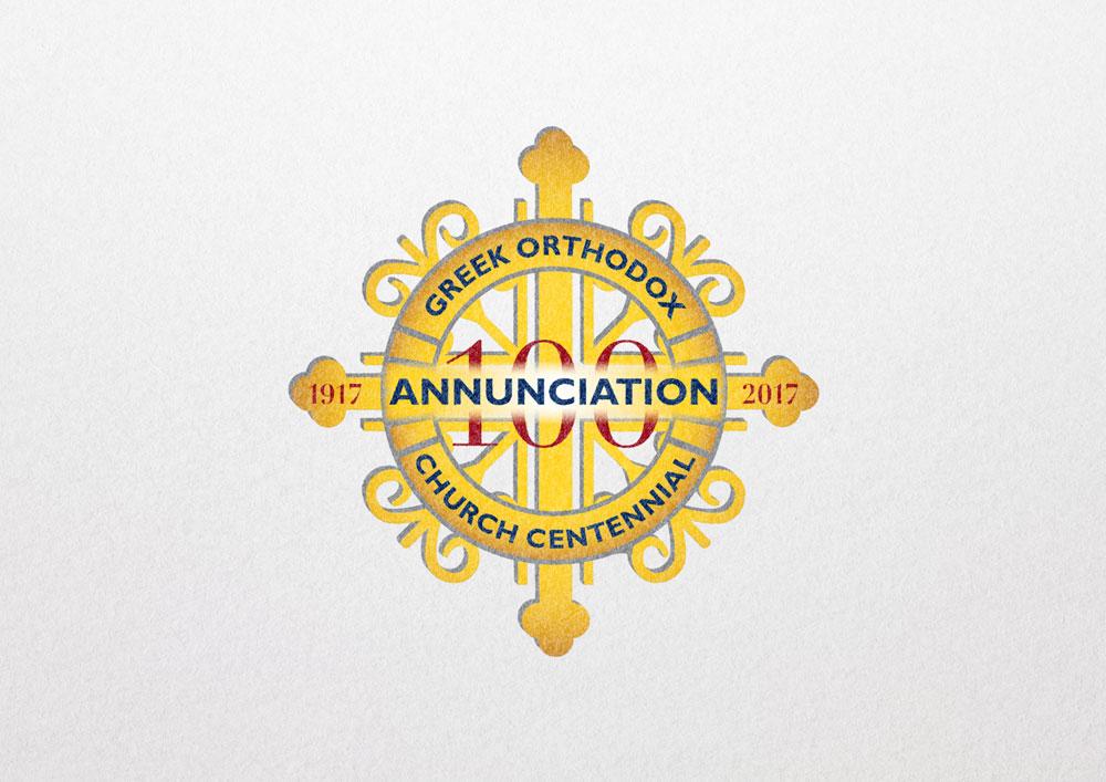 annunciation greek orthodox logo