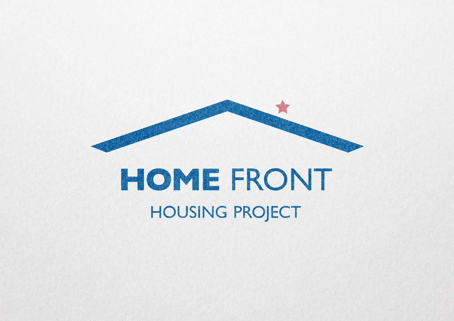 home front housing project logo