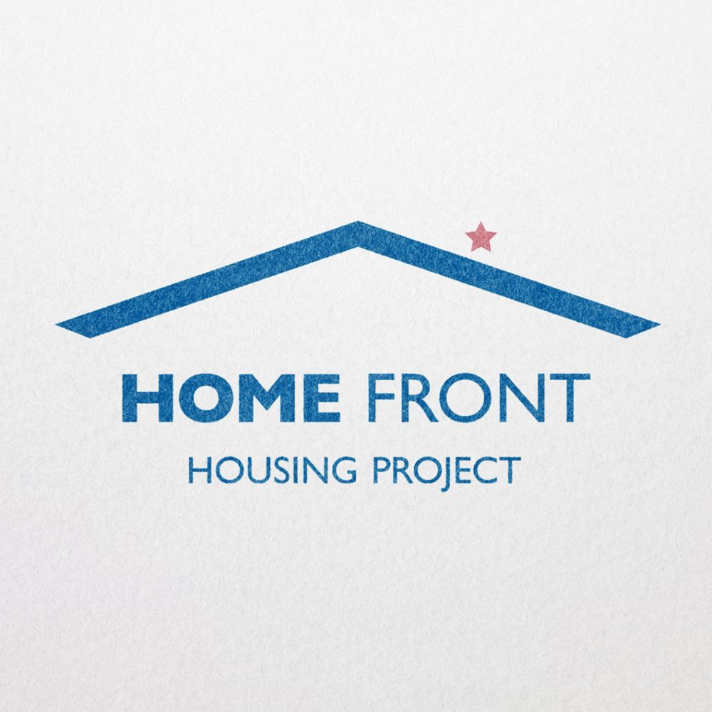 Home Front Housing Project – Graphic Design