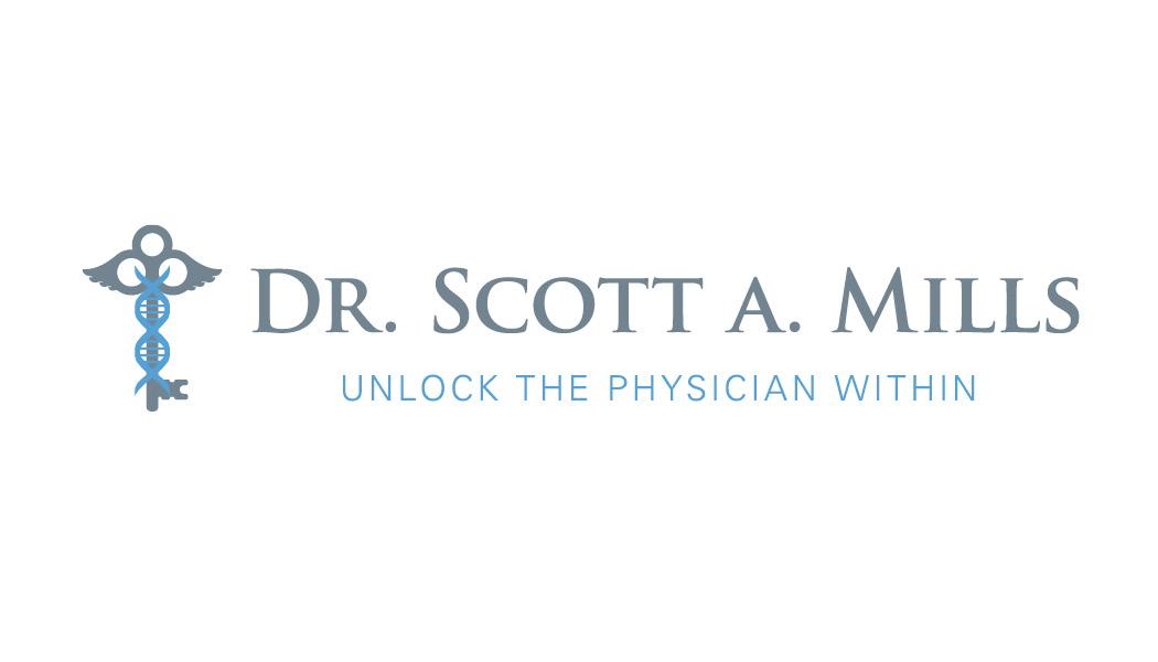 dr. scott a. mills logo