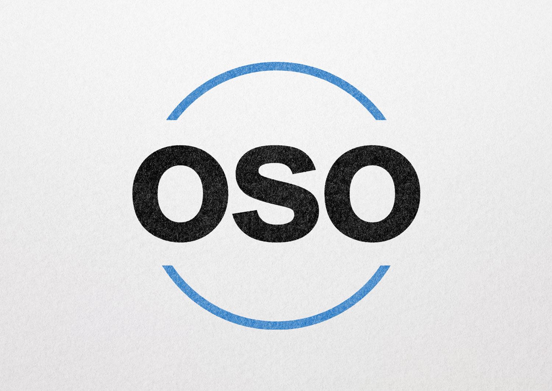oso logo design
