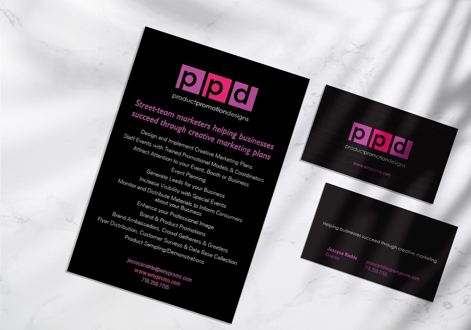 PPD Product Promotion Designs