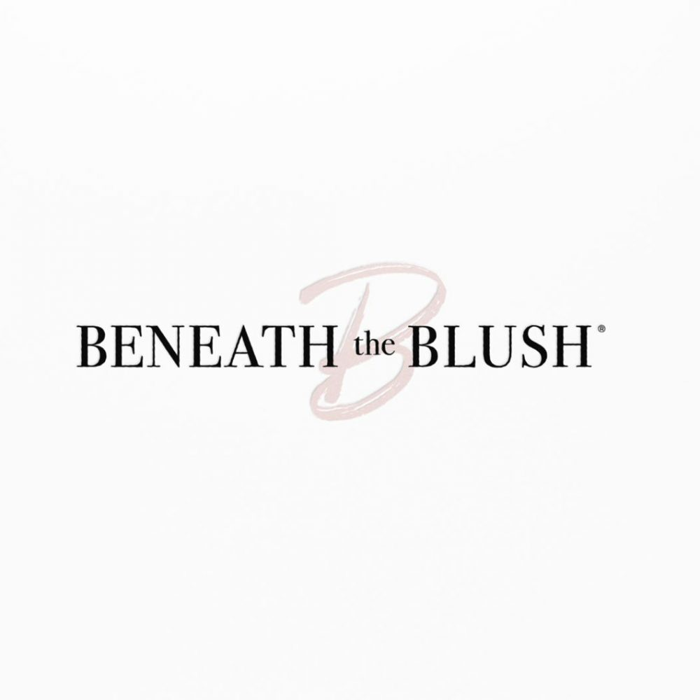 Beneath the Blush – Branding