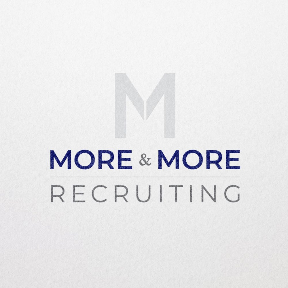 More & More Recruiting – Branding