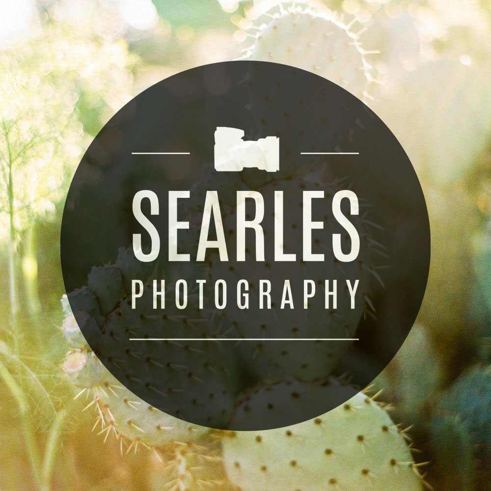Searles Photography – Graphic Design