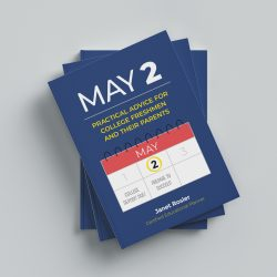 May 2 College Admissions Book