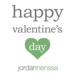 Valentine's Day jordannerissa